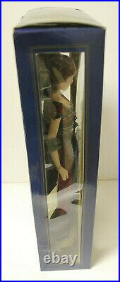 Franklin Mint Titanic Official Vinyl Portrait Rose Doll in Red Jump Dress NRFB