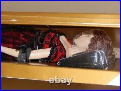 Franklin Mint Titanic Rose Official Vinyl 16 Portrait Doll