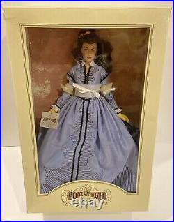 Franklin Mint Vinyl Portrait Gone With The Wind Shanty Town Scarlett O'Hara Doll