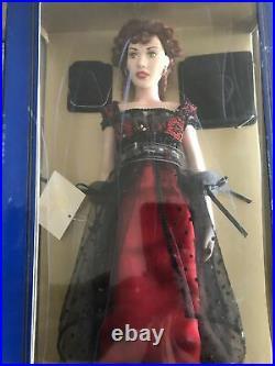 Franklin mint titanic rose doll in original Franklin mint box, 1999