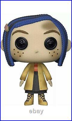 Funko POP! Movies Coraline As A Doll 425 Vinyl Figure Retired NEW MINT BULK 6 Pk