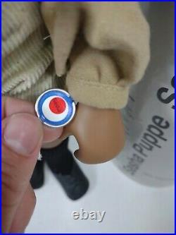GOTZ Sasha Michel Doll 08018 16.5 inch Vinyl Mint in Tube RARE Vintage