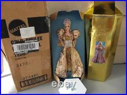 Gold Jubilee LE Barbie 1994, Near Mint