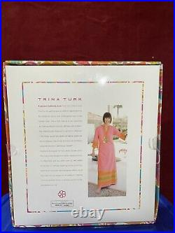 Gold Label Designer Trina Turk Malibu Barbie Doll Bathing Suit NRFB X8259