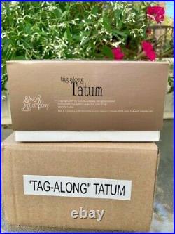 Helen Kish Tag Along Tatum 8Doll Signed, COA, MINT, LE, Box & Shipper Box