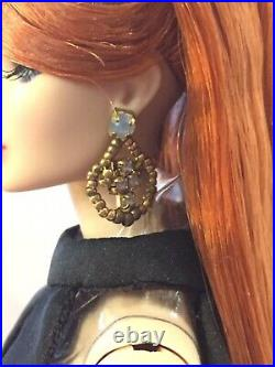High End Envy Erin S. Dressed Doll 2012 W Club Exclusive Fashion Royalty MINT