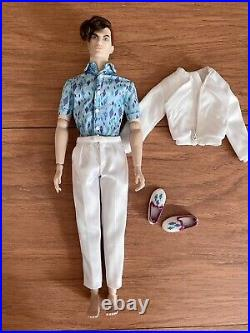 Integrity Toys HOMME Beauty Lukas Maverick With MLP Outfit MINT