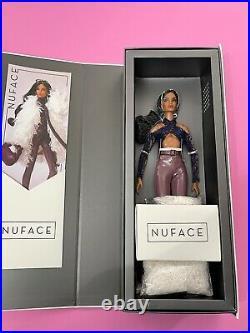 Integrity Toys Rayna Ahmadi Wild Feeling NuFace W Club Exclusive NRFB MIB