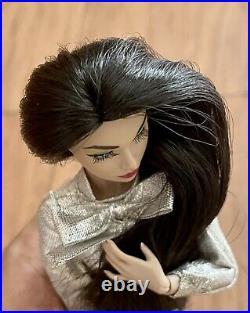 Integrity Toys Split Decision Poppy Parker Brunette Hair Doll Partial Outfit