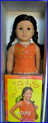 Jess American Girl Doll New In Box Never Removed