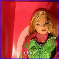 Juicy Couture Barbie Doll Gold Label Collector Designer Gift Set VG