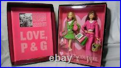 Juicy Couture Barbie Dolls NRFB G8079