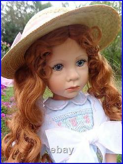 Julie Good Kruger Doll Ice Cream Social- L. E. 22 Vinyl Mint! Box+COA