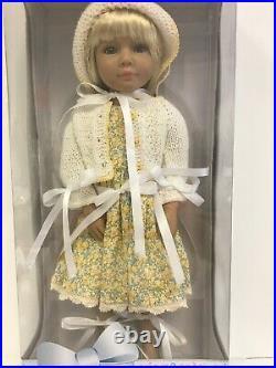 Kidz N Cats Doll MARINA Y10010 Sonja Hartmann 18 inch Box MINT withBox x2 OUTFITS