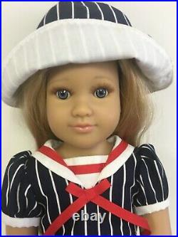 Kidz N Cats Doll Y10051 Sonja Hartmann 18 inch withBox MINT 2nd Outfit Cat Mirelle