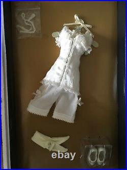 LOT of 2 Franklin Mint TITANIC Rose Doll ENSEMBLES Heaven & Corset NRFB with COA'S