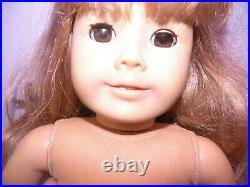 Lot Of 4 American Girl Dolls Blonde Blue Eyes Green eyes Brown hair TLC As Is