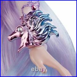 MINT BARBIE UNICORN GODDESS Barbie GOLD LABEL FJH82 Never Removed from SHIPPER