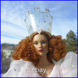 MINT with box TONNER Wizard of Oz 16 GLINDA GOOD WITCH of NORTH Accessories NRFB