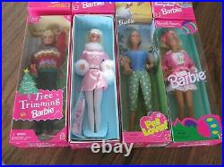 Mattel Barbie 1990's Vintage Collectible Special Edition Store Exclusives New