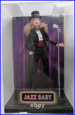 Mistress of Ceremonies Barbie Doll (Jazz Baby Collection) (Gold Label) (NEW)