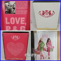 NEW 2004 JUICY COUTURE Barbie Collector Doll Gold Label Love P & G Mattel #G8079