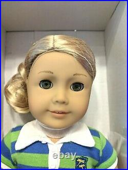 NEW American Girl Doll LANIE HOLLAND & Book Girl of the Year 2010 GOTY Blond