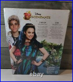 NEW Evie & Carlos 2014 Disney Descendants 2 Two-Pack Isle of the Lost 11 Dolls