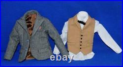 Newt Scamander Outfit Only Tonner fits 17 Matt doll 2018 Fantastic Beasts Mint