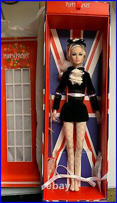 Nrfb Poppy Parker Doll Misty Hollows Fashion Royalty Pp115 Swinging London