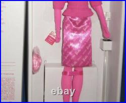 PROUDLY PINK SILKSTONE BARBIE 2018 Collector Doll GOLD LABEL NRFB MINT