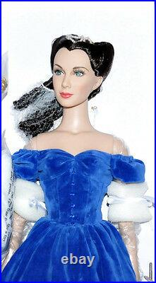 Portrait Scarlett 22 Tonner NRFB Gone With The Wind Mint in Box withstand Ltd 300