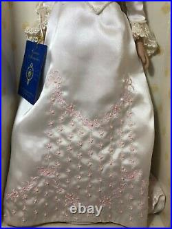 RARE Franklin Mint Faberge Czarina Alexandra Imperial Princess Empress Doll New