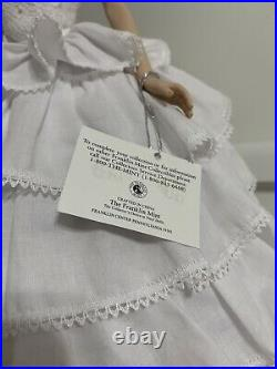 RARE Franklin Mint GWTW Scarlett 16 Vinyl Doll Dressing of the Belle of the BBQ