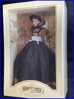 RARE Franklin Mint Scarlett OHara Battlefield Desperation 16 Vinyl Doll NRFB