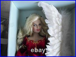 RARE Franklin Mint Vinyl Faberge 2007 Angel Girl Unnumbered Prototype Doll 15 T