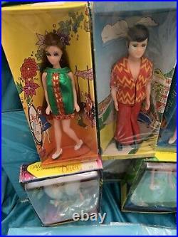 Rare Vintage Dawn New Lot Incl Longlocks Gary Dawn Head2toe Glori Denise Daphne