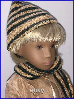 SASHA ALBERTO Doll 1998 GOTZ Germany Near Mint