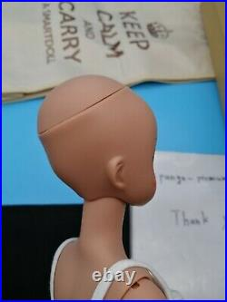Smart Doll Prowess figure doll vinyl body TEA Sports Bra Set Danny Choo mint