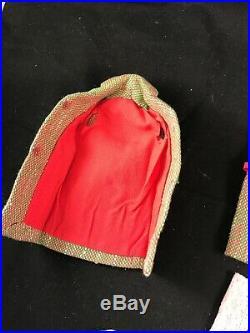 TWEED-SOMES #1286 VINTAGE FRANCIE BARBIE1967MINT missing Hat Box