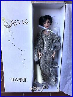 Tonner Deja Vu Flapper Era Emma Jean's Sterling Night Mint Inl Box