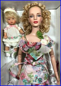 Tonner Eternal Love Mother and child set, used Mint LE 300