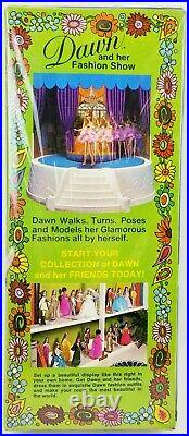 Topper Toys My Name is Dawn Doll No. 0500-0001 Most Beautiful Doll 1970 NRFB