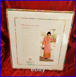 Trina Turk Malibu Barbie NRFB #X8259 2012 Gold Label Limited Edition 6,200