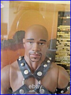 Tyson Billy Gay Doll Pal Mint Master Totem Leather Chaps Jockstrap Harness Cap