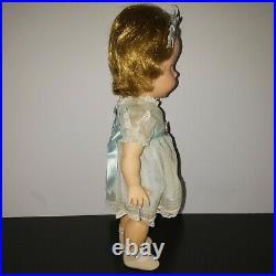 Vintage 1961 Madame Alexander 14 Caroline Kennedy Doll #4925, Mint, Orig box