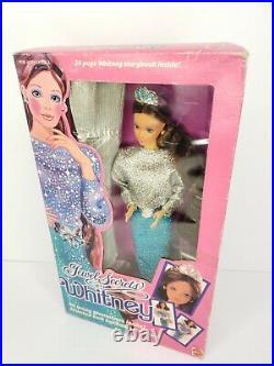 Vintage 1986 Jewel Secrets Whitney Doll Barbie Steffie Face 3179 New in Box