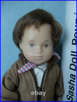 Vintage 2000 SASHA OLLI Toddler Doll GOTZ Production TAG TUBE MINT Germany