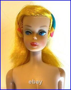 Vintage Barbie COLOR MAGIC Doll Golden Hair #1150 with Original Headband