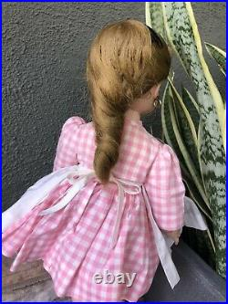 Vintage ORIGINAL 1957 Madame Alexander Edith The Lonely Doll Near Mint 20 Inch